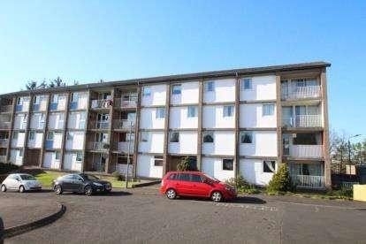 2 Bedrooms Flat for sale in Denholm Crescent, Murray