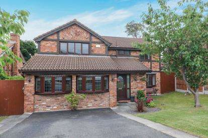 5 Bedrooms Detached House for sale in Lon Dirion, Abergele, Conwy, North Wales, LL22