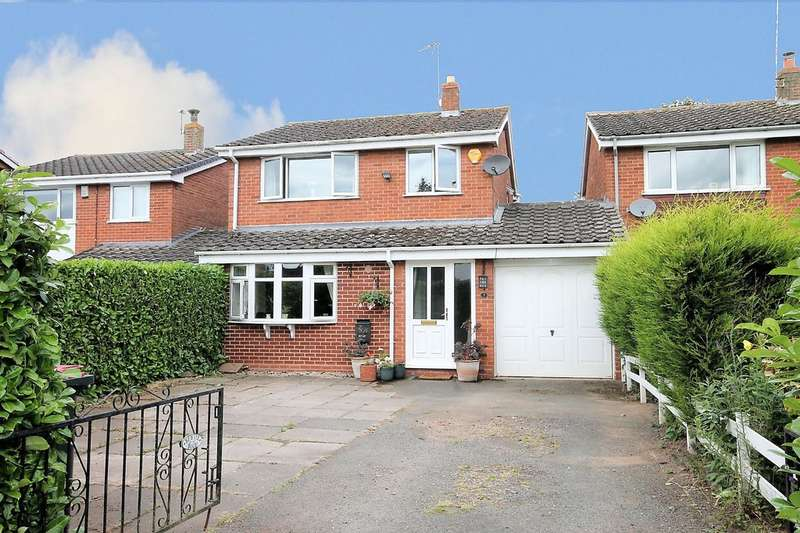 3 Bedrooms Semi Detached House for sale in Orchard Close, Austrey CV9 3EN