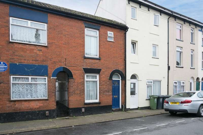 2 Bedrooms Terraced House for sale in South Market Road, Great Yarmouth