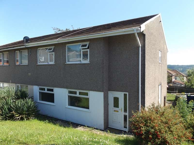 2 Bedrooms Ground Flat for sale in Bryn Owain, Caerphilly