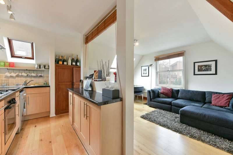 1 Bedroom Flat for sale in Thurlow Park Road, West Dulwich