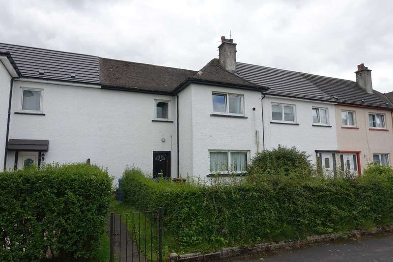 4 Bedrooms Terraced House for sale in Pearson Place, Linwood