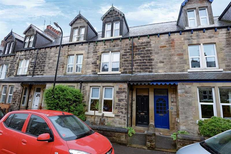 4 Bedrooms Terraced House for sale in College Road, Harrogate, HG2 0AQ