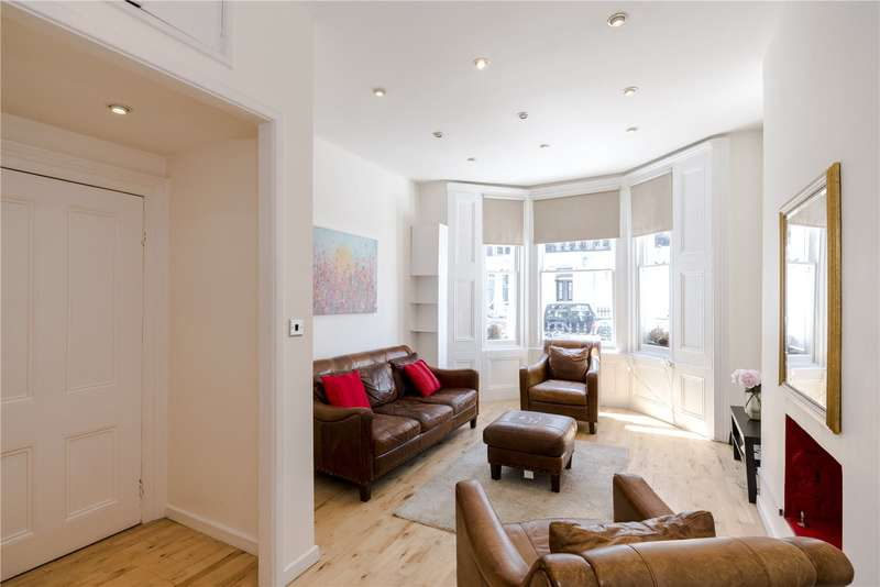 1 Bedroom Flat for sale in Maclise Road, London, W14