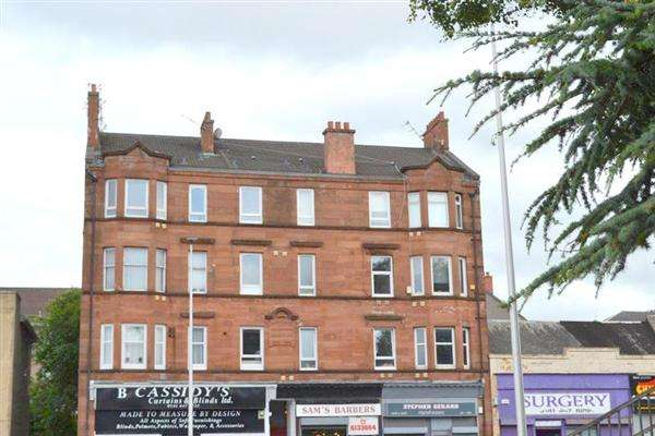 1 Bedroom Flat for sale in Mill Street, Rutherglen, Glasgow