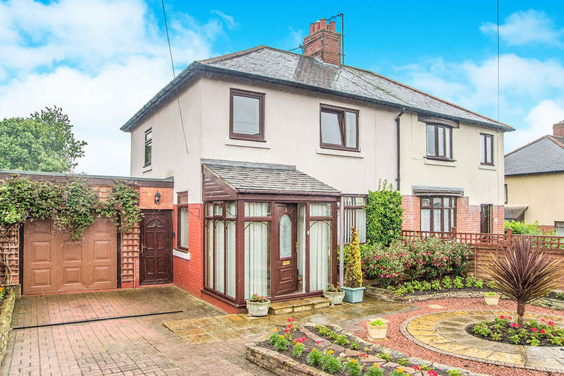 3 Bedrooms Semi Detached House for sale in Lower Barresdale, Alnwick, NE66