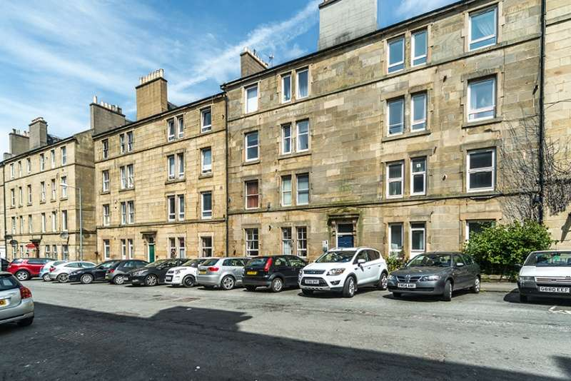 1 Bedroom Flat for sale in Wardlaw Street, Gorgie, Edinburgh, EH11 1TL