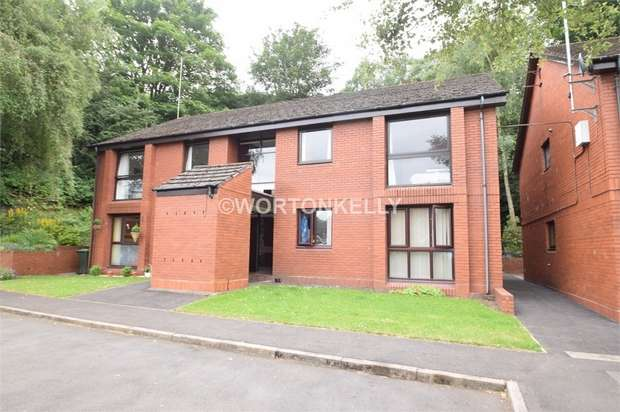2 Bedrooms Flat for sale in Seedhouse Court, CRADLEY HEATH, West Midlands