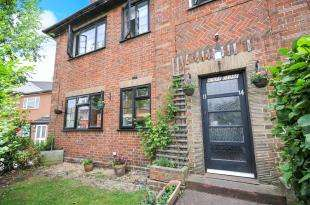 2 Bedrooms Flat for sale in Thorpe Close, Silverdale, London, Sydenham