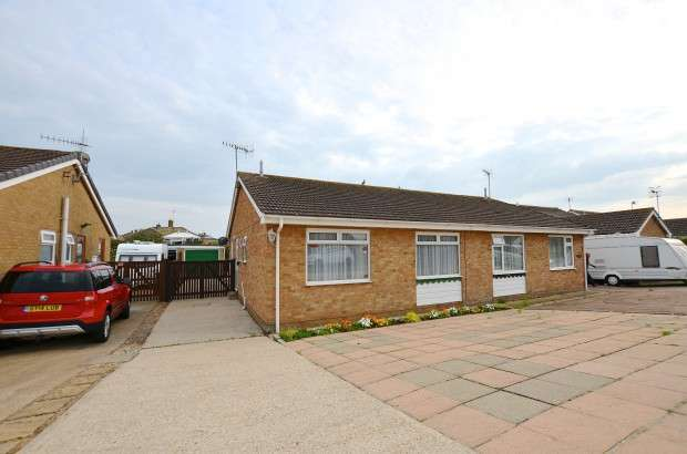 2 Bedrooms Bungalow for sale in Golding Road, Eastbourne, BN23
