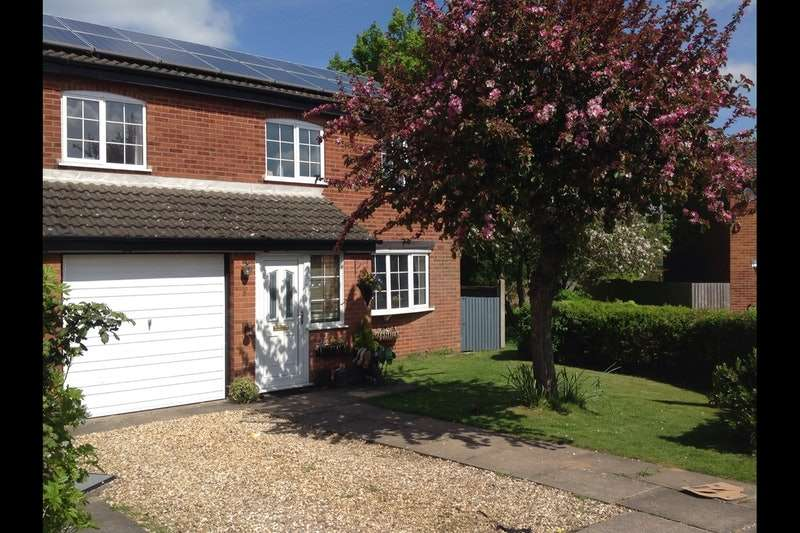 4 Bedrooms Detached House for sale in Melbourne Close, Leicester, Leicestershire, LE8