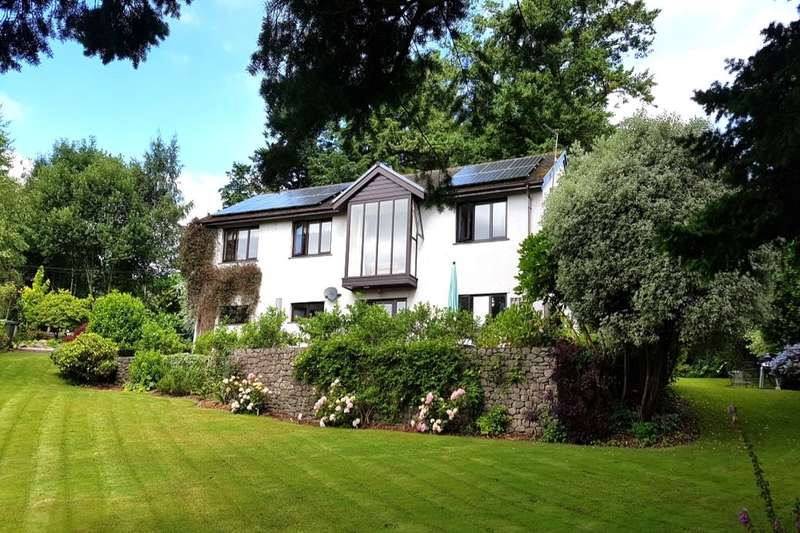 4 Bedrooms Detached House for sale in Les Pins Fernhill Road, Grange-Over-Sands, LA11