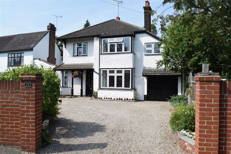 5 Bedrooms Detached House for sale in Roxwell Road, Chelmsford