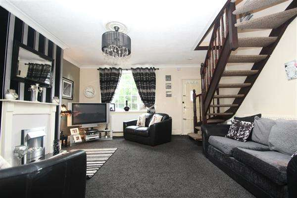 2 Bedrooms Terraced House for sale in High Street, South Elmsall