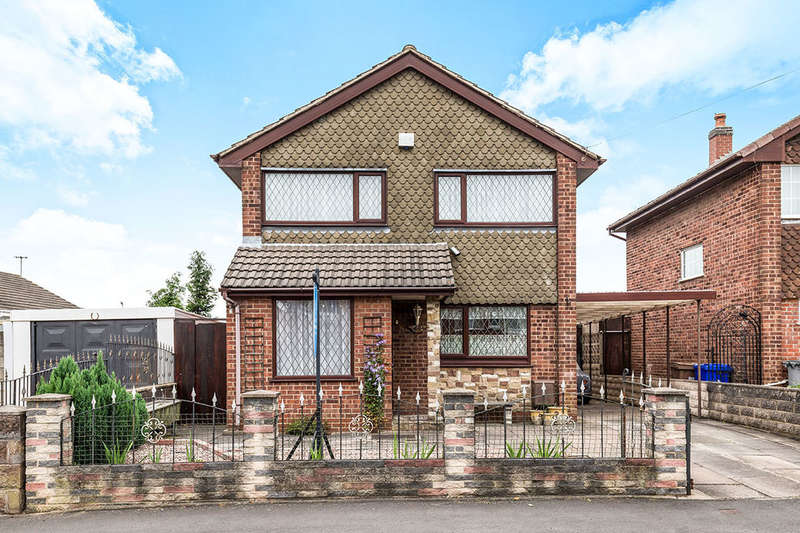 3 Bedrooms Detached House for sale in Kettering Drive, Eaton Park, Stoke-On-Trent, ST2