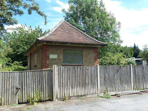 Land Commercial for sale in Telephone Exchange, Adj. To, Barton Road, Luton