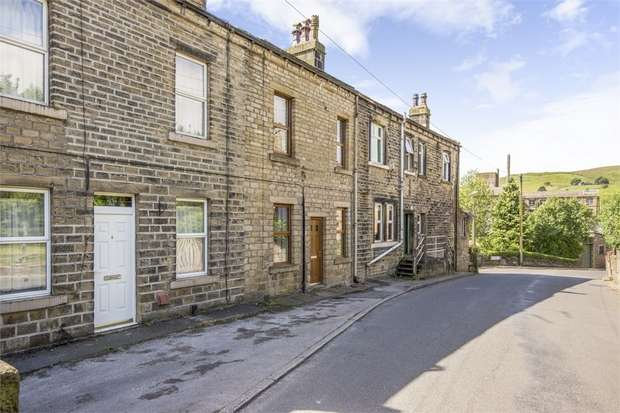 2 Bedrooms Terraced House for sale in Warehouse Hill, Marsden, Huddersfield, West Yorkshire