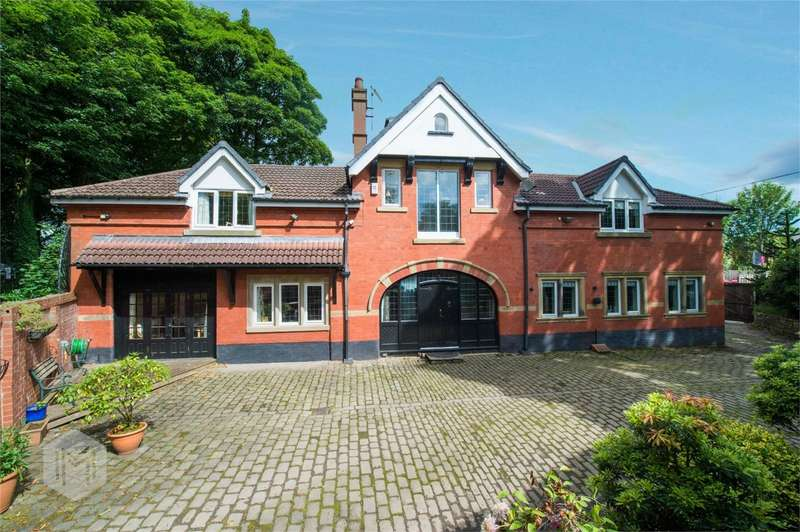 4 Bedrooms Detached House for sale in Willbutts Lane, Rochdale, Bury, Lancashire