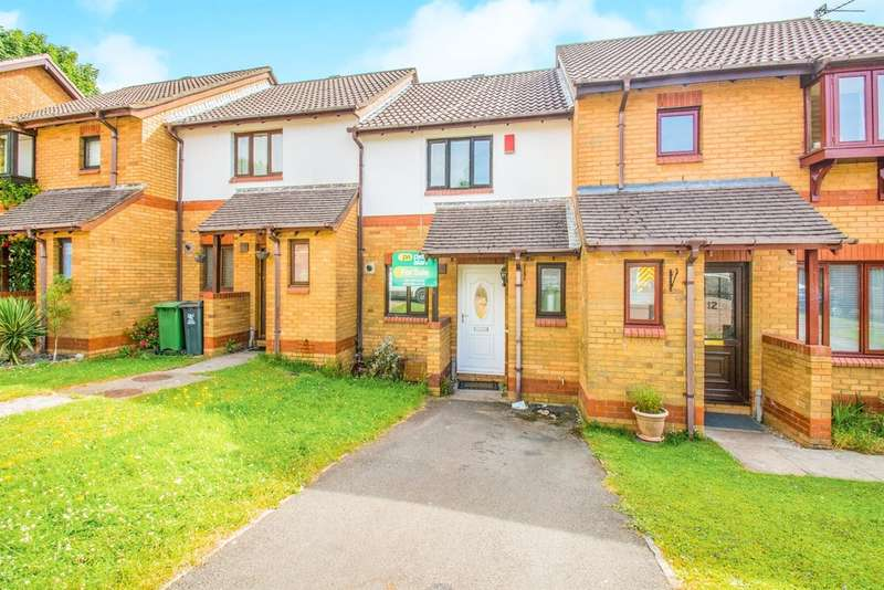 2 Bedrooms Terraced House for sale in Clos Y Gwalch, Cardiff