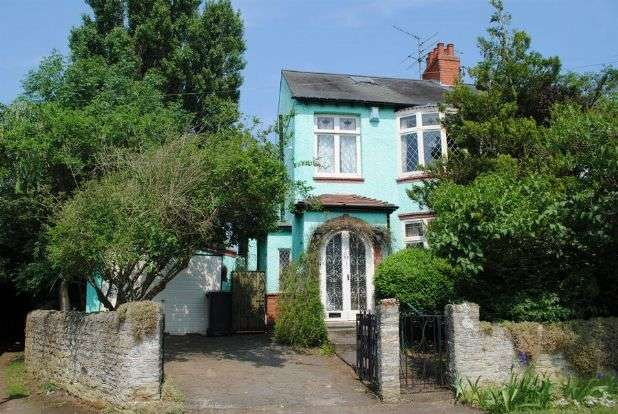 3 Bedrooms Semi Detached House for sale in Knights Lane, Kingsthorpe Village, Northampton NN2 6QN