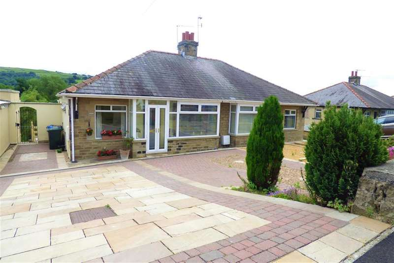 2 Bedrooms Bungalow for sale in Bradford Road, Riddlesden, Keighley, BD20 5JU