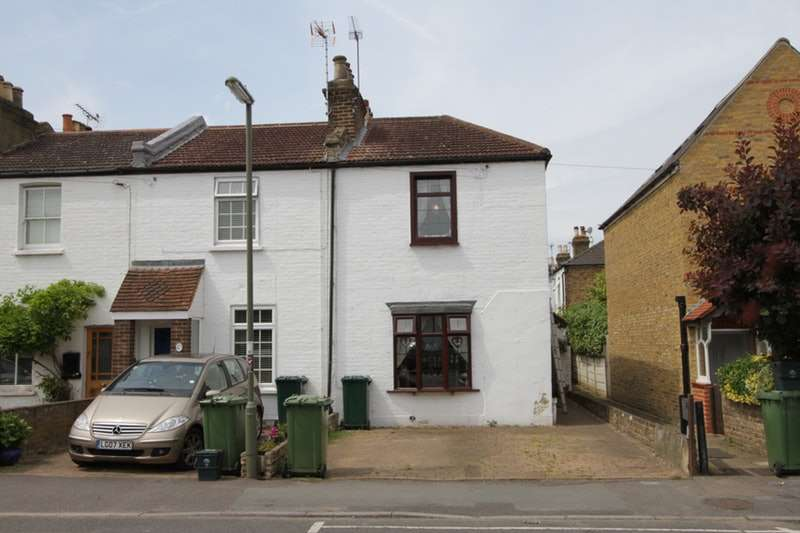 2 Bedrooms End Of Terrace House for sale in French Street, Sunbury-on-Thames, Surrey, TW16