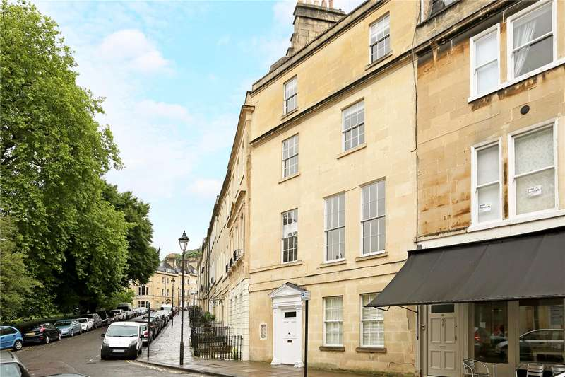 3 Bedrooms Terraced House for sale in St James's Street, Bath, BA1