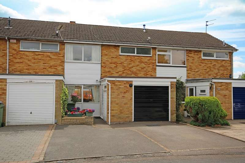 3 Bedrooms Terraced House for sale in The Spinny, Leamington Spa