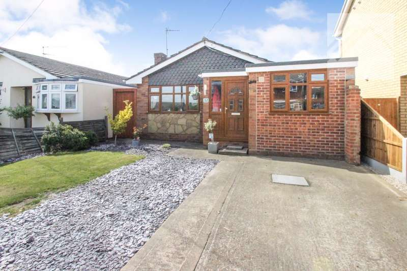 2 Bedrooms Bungalow for sale in Heideburg Road, Canvey Island - SLEEK & STYLISH