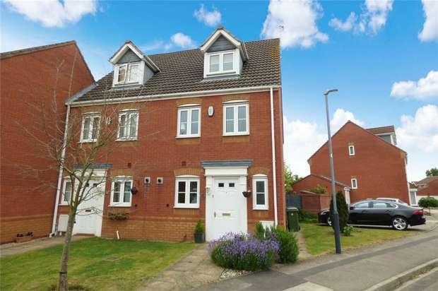 3 Bedrooms End Of Terrace House for sale in Portreath Drive, Horeston Grange, Nuneaton, Warwickshire