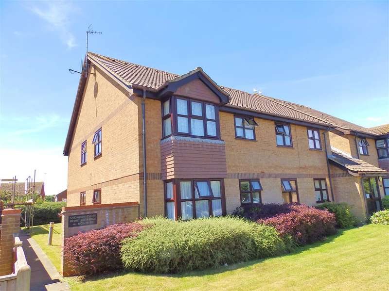 2 Bedrooms Apartment Flat for sale in Snowdon Close, Eastbourne