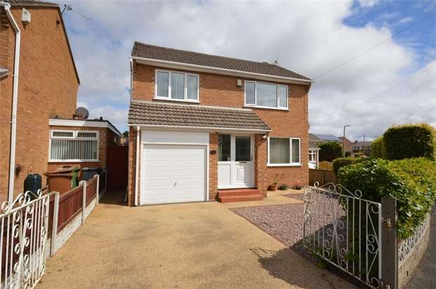 4 Bedrooms Detached House for sale in Millfield Close, Higher Bebington, Merseyside