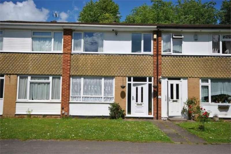 3 Bedrooms Terraced House for sale in Wildmoor Road, Shirley