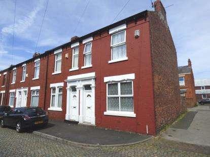3 Bedrooms End Of Terrace House for sale in De Lacy Street, Ashton, Preston, Lancashire