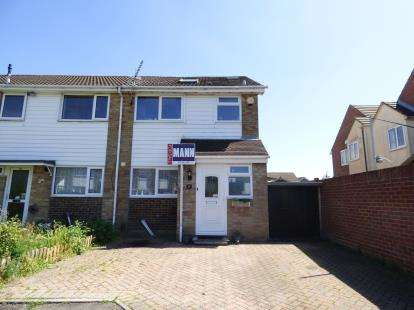 4 Bedrooms End Of Terrace House for sale in Gosport, Hampshire