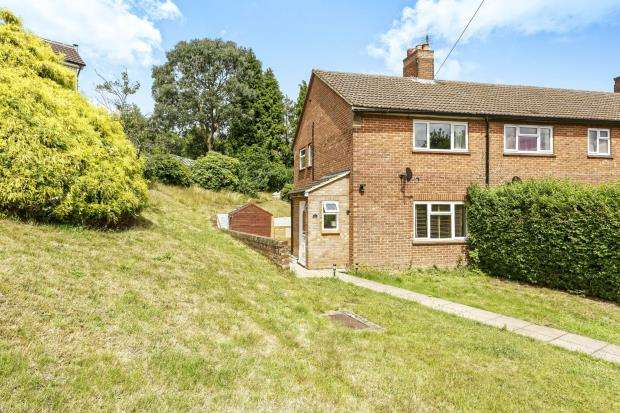 2 Bedrooms End Of Terrace House for sale in Farnham, Surrey, Bricksbury Hill