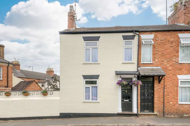 3 Bedrooms End Of Terrace House for sale in Church Street, New Bradwell