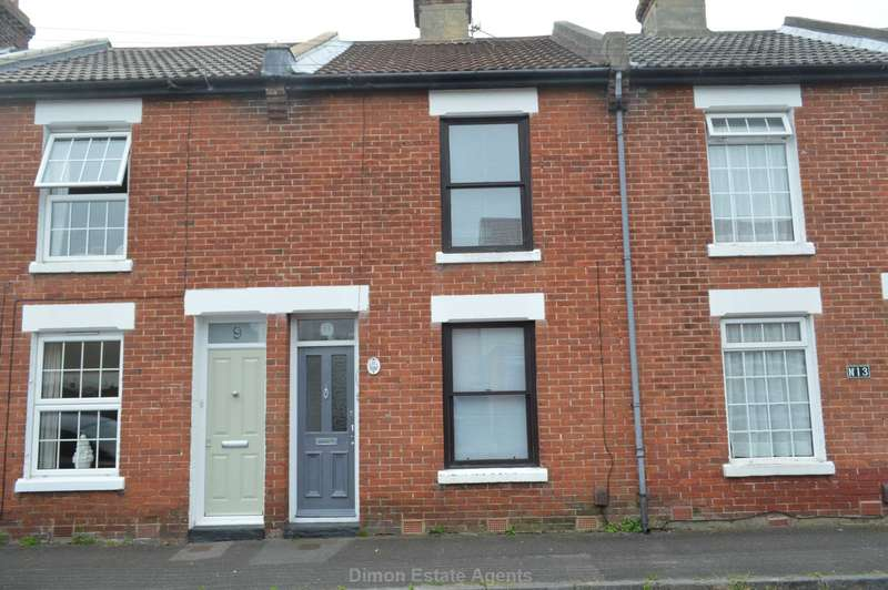 2 Bedrooms Terraced House for sale in Alecto Road, Alverstoke