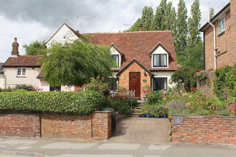 2 Bedrooms Cottage House for sale in CHARACTER COTTAGE With 2 DOUBLE BEDROOMS in BOXMOOR, HP1