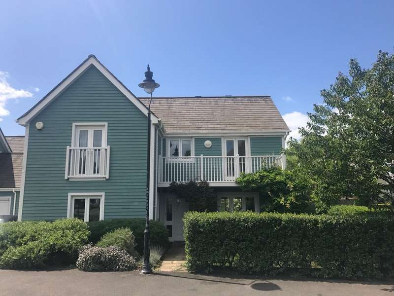 4 Bedrooms Link Detached House for sale in The Lakes, Maidstone, Kent, ME20