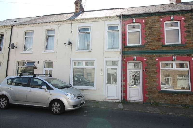 3 Bedrooms Terraced House for sale in Broad Street, Griffithstown, Pontypool, NP4