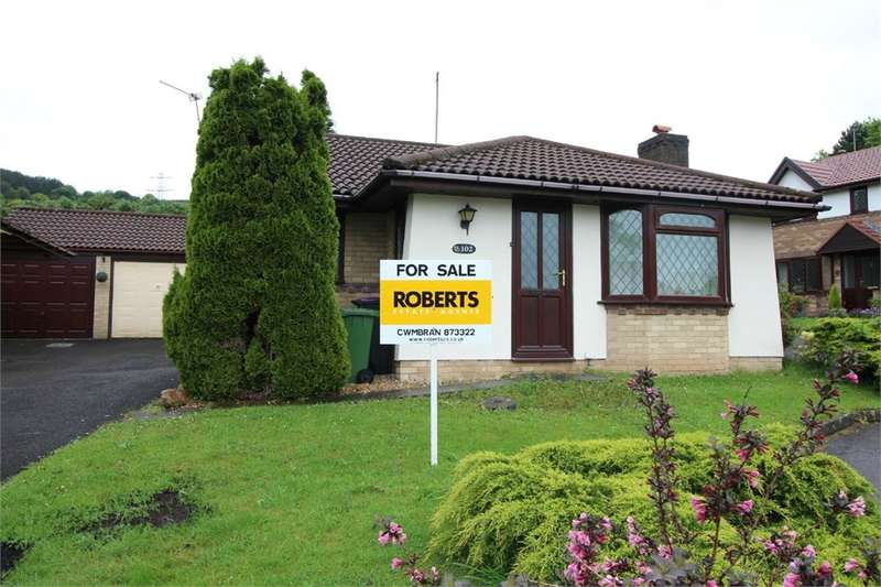 2 Bedrooms Detached Bungalow for sale in Ashleigh Court, Henllys, Cwmbran, NP44