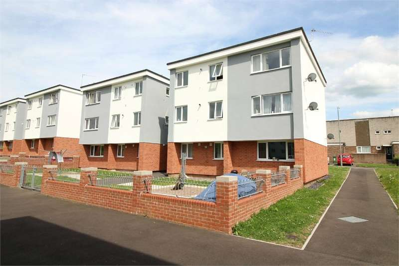 2 Bedrooms Flat for sale in Lancaster Road, New Inn, Pontypool, NP4