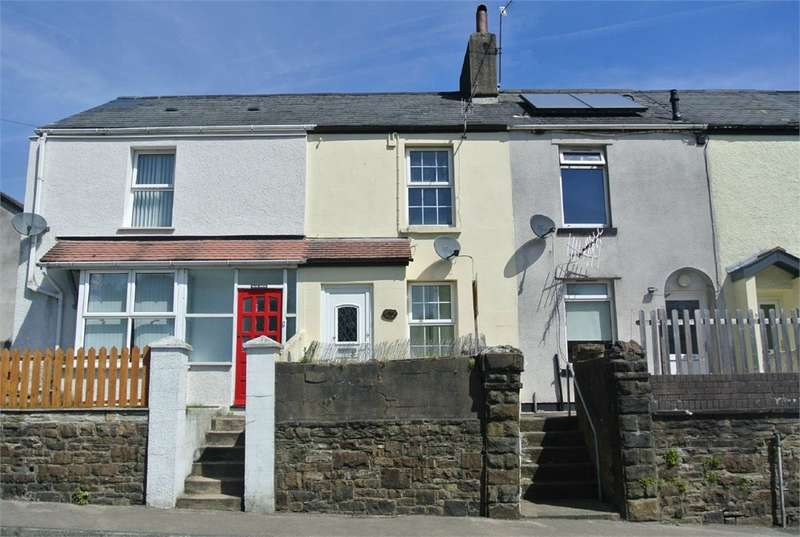 2 Bedrooms Cottage House for sale in Albion Road, Pontypool, Pontypool, NP4