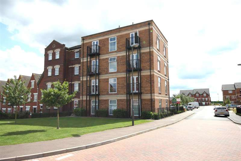 2 Bedrooms Apartment Flat for sale in Grey Meadow Road, Ilkeston