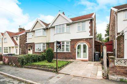 3 Bedrooms Semi Detached House for sale in Oxford Avenue, Litherland, Liverpool, Merseyside, L21