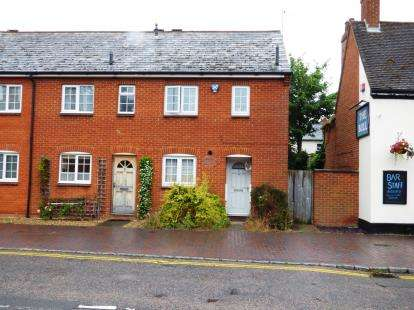 3 Bedrooms End Of Terrace House for sale in Tickford Street, Newport Pagnell, Milton Keynes, Bucks