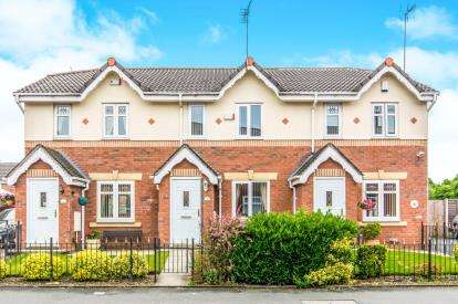 2 Bedrooms Terraced House for sale in Cedar View, Cedar Street, Ashton-Under-Lyne, Greater Manchester