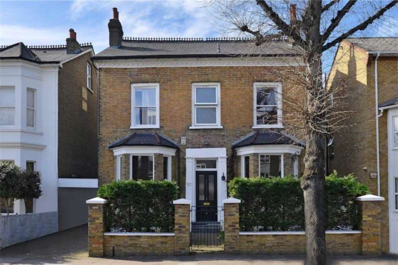 6 Bedrooms Detached House for sale in Eaton Rise, Ealing